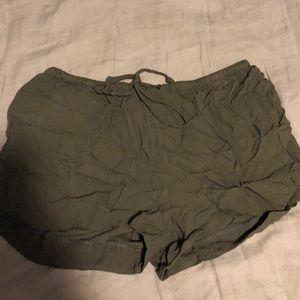 Mossimo Flowy Shorts